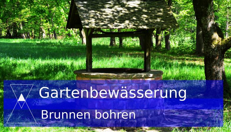 Der eigene Brunnen im Garten – Gartenbewässerung selber bauen Teil 3